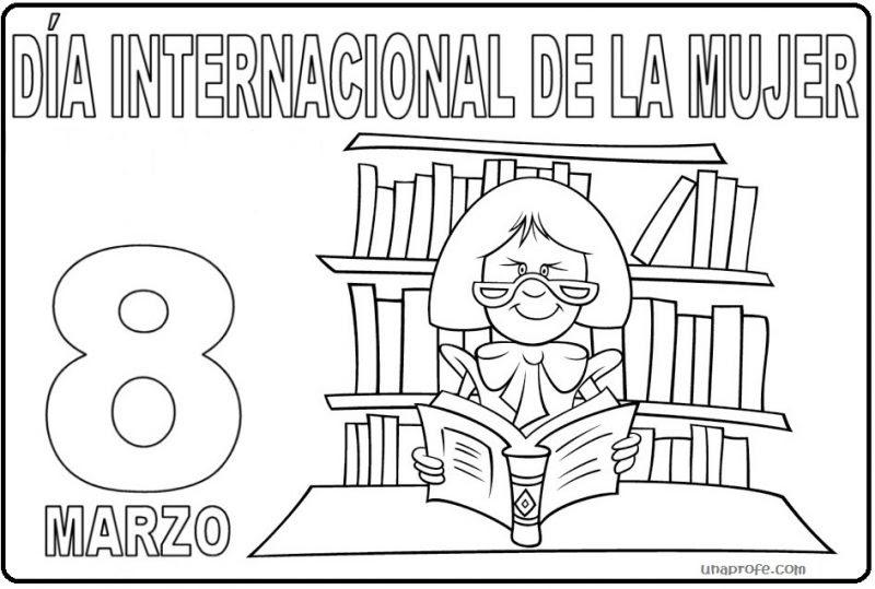 Feliz Día De La Mujer Diario De Una Maestra