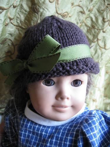 Samantha Doll Hat