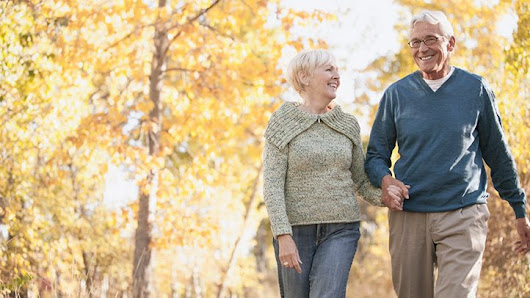 7 Steps to Healthy Aging, Happy Aging