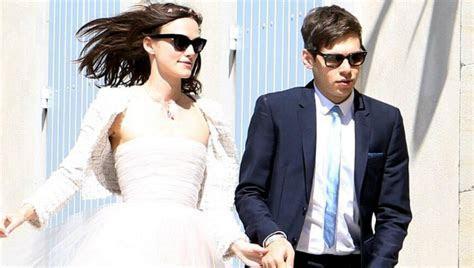 Keira Knightley marries boyfriend James Righton   Emirates24 7