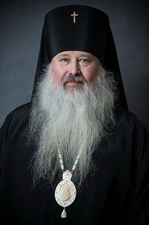 Archbishop Tikhon (Dorovskэkh) of South Sakhalin and the Kurils