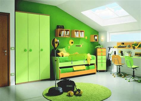 green paint colors cheerful ideas  painting kids rooms