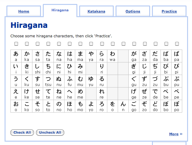 TextFugu | 2. How To Learn Katakana