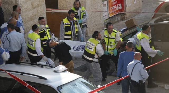 Al menos seis muertos en un ataque a una sinagoga en Jerusalén