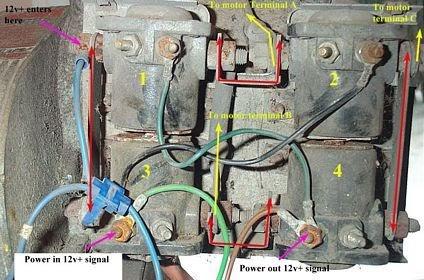 Heavy Winch Wiring   schematic and wiring diagram