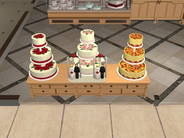 How To Get A Cake On Sims 4 Greenstarcandy