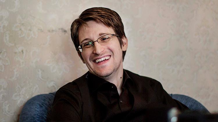 El excontratista de la CIA y la Agencia de Seguridad Nacional de Estados Unidos (NSA), Edward Snowden