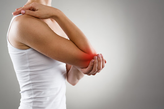 Work Out Safely With Elbow Pain