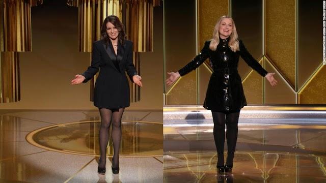 Las calificaciones de los Globos de Oro caen a un mínimo histórico, lo que suena como una advertencia para los Oscar