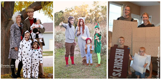 31 of the Cutest Family Halloween Costumes Ever