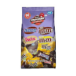 Mars Fun Size, Variety Pouch - 60 count