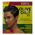 ORS Olive Oil Hair Relaxer, No-Lye, New Growth, Built-In Protection, Normal