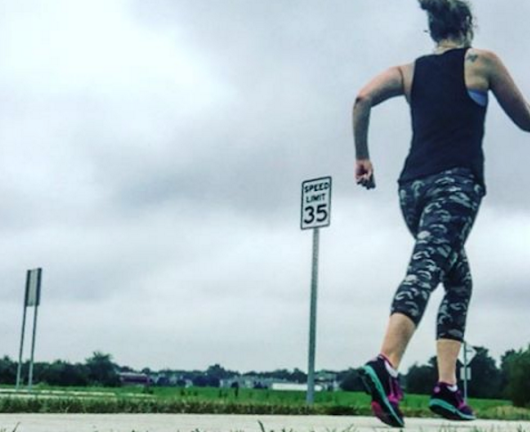 Running is Back: Half-Marathon on the Horizon - Ericka Andersen