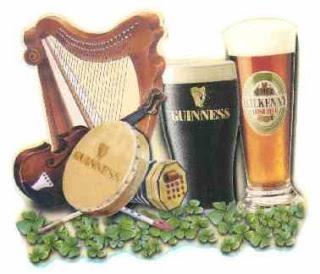 la guiness, c'est l'Irlande, c'est bon