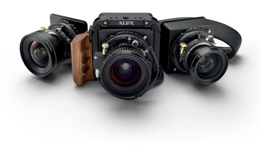 Photography blog: Phase One Delivers A-series cameras - for the Fine Art of Photography