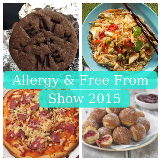 16 Top Gluten Free Recommendations & Free From Show Review 2015 | Gluten Free Cuppa Tea - by Free From Food Blogger, Becky, UK.