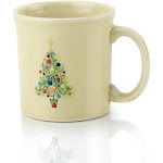Fiesta 12oz Java Mug   Christmas Tree - 5709051