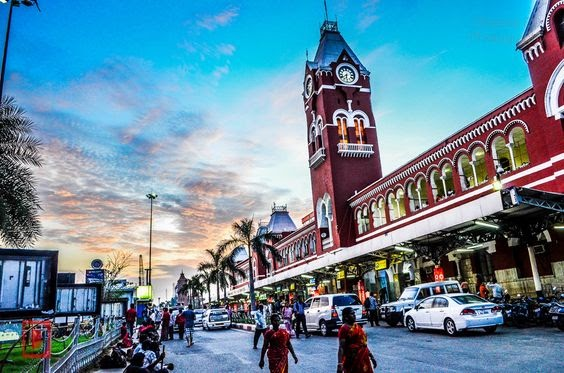 36 Striking Revelations About The City of Chennai