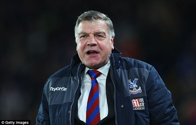 Sam Allardyce is the new Everton manager on a £6m-a-year contract