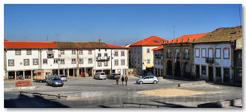 Praça Luís de Camões by VRfoto