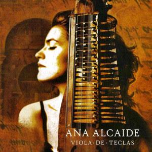 Ana Alcaide. Simplemente maravillosa