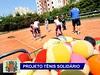Projeto Tênis Solidário, em Jundiaí, soma pontos para transformação jovem