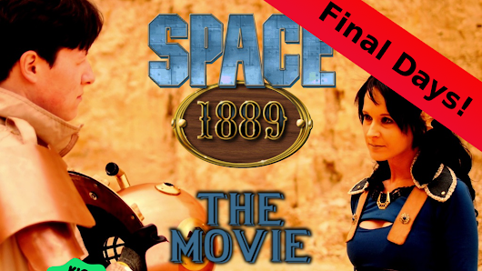 Space 1889: The Secret of Phobos - a Victorian Sci-Fi movie