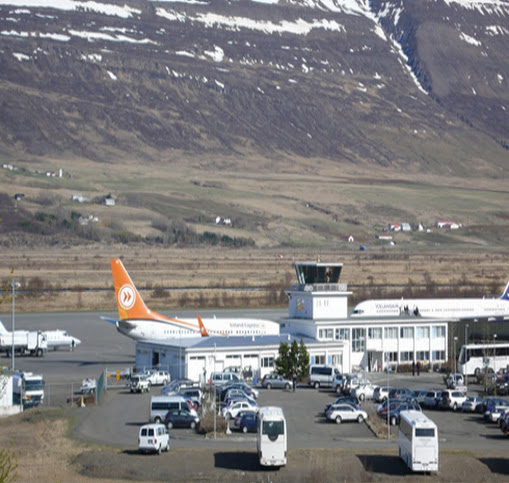 Akureyri Airport Car Hire at Lowest Price