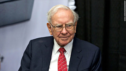 Warren Buffett: 'Talented and ambitious immigrants' have made the U.S. economy great