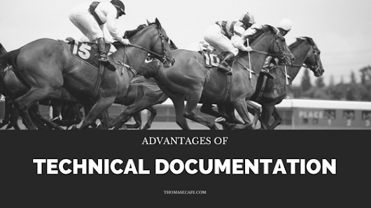 Advantages of Technical Documentation - Technical Writing, Copywriting, and Design services