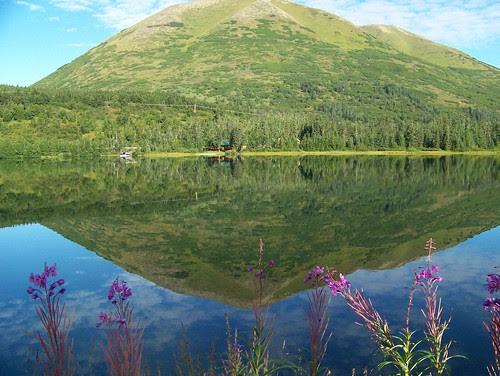 100_0315-Lake at Tenderfoot Creek Campground