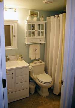 Small Bathroom Design on Small Bathroom Design In Grand Style