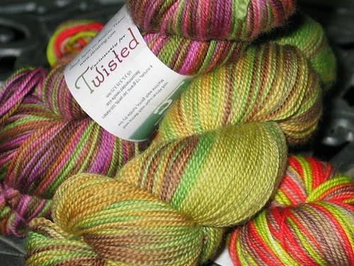 Twisted Yarns