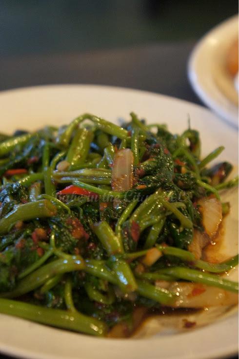 Thai Fried Kangkung (RM10)