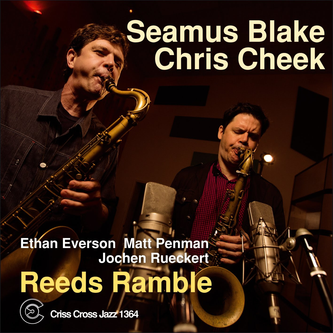 Seamus Blake / Chris Cheek - Reeds Ramble   cover