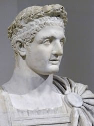 Roman Emperor Domitian (Mary Harrsch (Photographed at the Musée de Louvre))