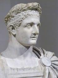 Roman Emperor Domitian (Mary Harrsch (Photographed at the Musée de Louvre))