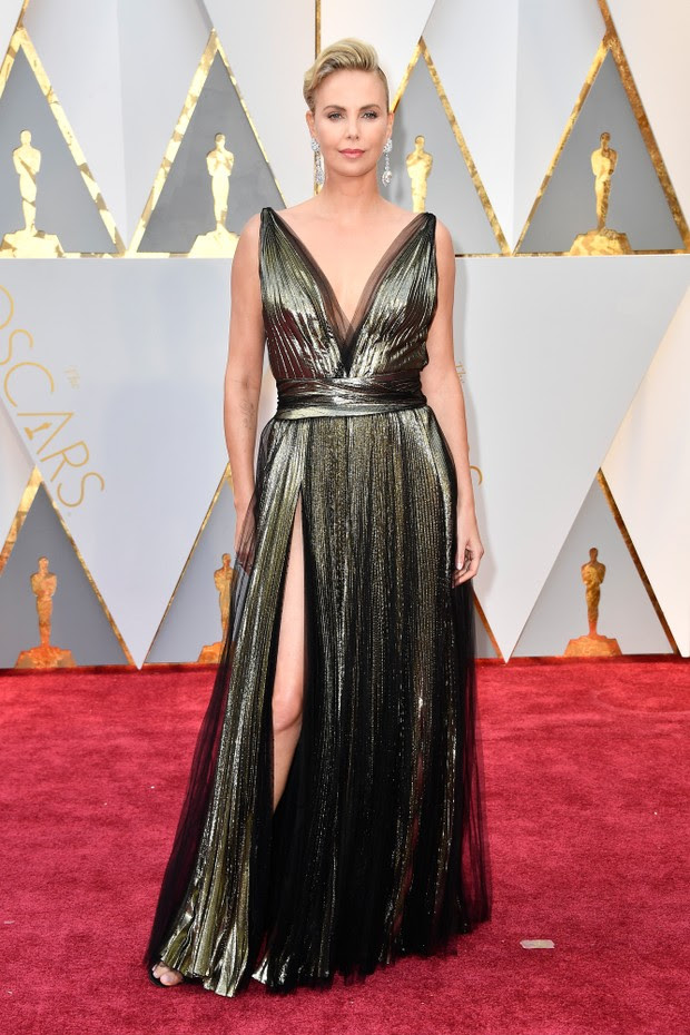 Charlize Theron  (Foto: AFP)