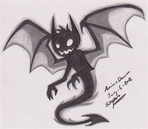 demon drawings anime demon drawings   scary