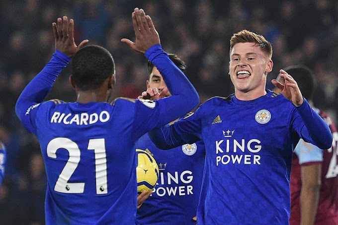 VIDEO: Leicester City 4:1  West Ham United / Premier league