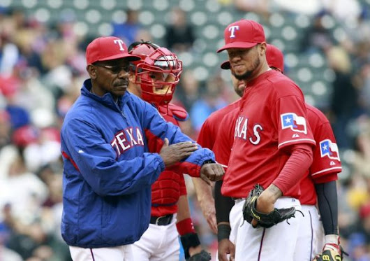 What can the Texas Rangers learn from Hector Noesi?