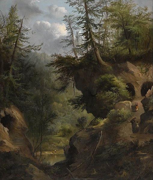 File:Robert Scott Duncanson - The Caves.jpg