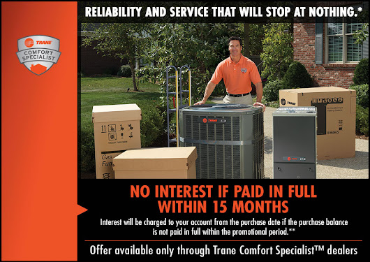 Offers - Viviano Heating & Air Conditioning, Inc.