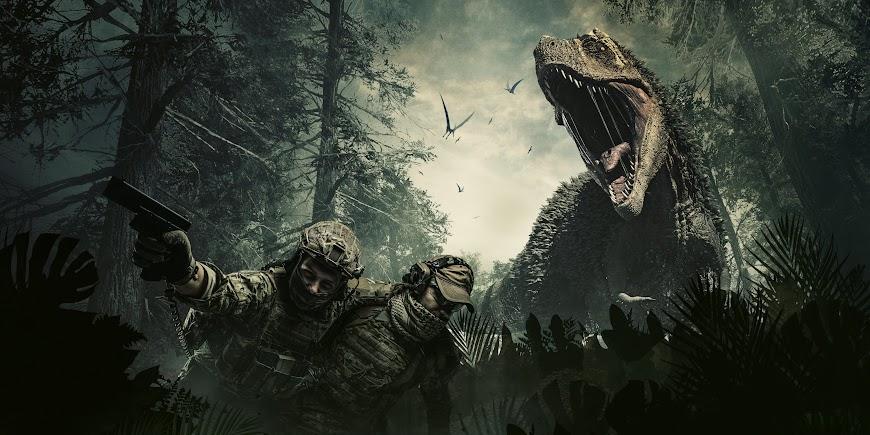 Jurassic Hunt (2021) Full Online Free