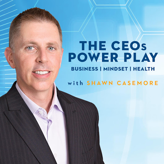 Listen Free to The CEOs Power Play on iHeartRadio Podcasts