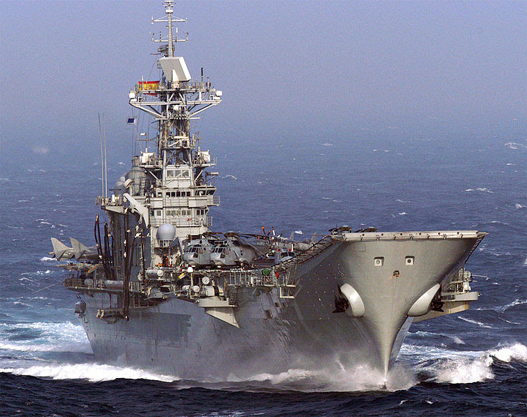File:Spanish aircraft carrier Principe de Asturias.jpg