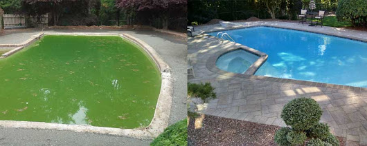 Aquapool |   Pool updating services