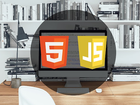 Learn HTML5 and JavaScript fundamentals with this unique project based course...
