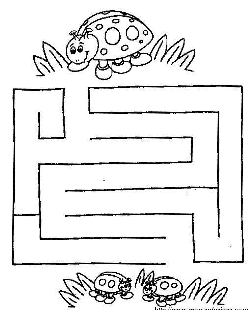 malvorlagen kinder labyrinth  dorothy meyer grundschule