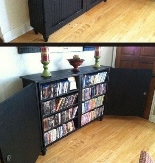 Home Ideas 25 Creative Hidden Storage Ideas For Small Spaces